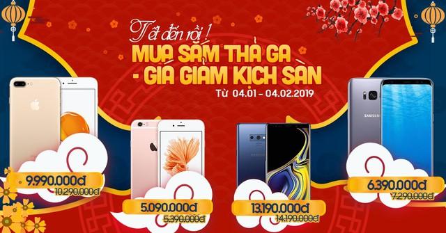 Mua 1 được 2 tại XTmobile: Galaxy Note 9, iPhone X giảm đến 1 triệu đồng. Quà tặng thêm 500.000 đồng - Ảnh 1.