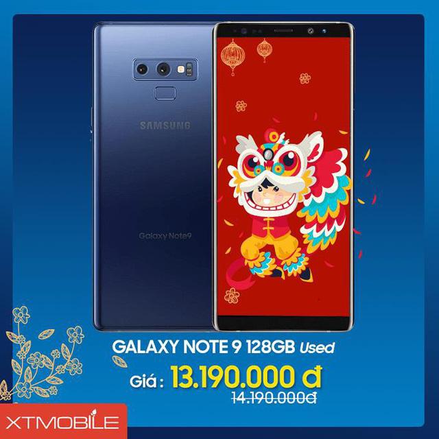 Mua 1 được 2 tại XTmobile: Galaxy Note 9, iPhone X giảm đến 1 triệu đồng. Quà tặng thêm 500.000 đồng - Ảnh 2.