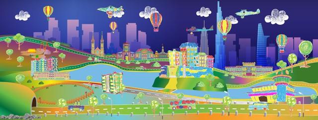 Không cần đến Sing hay Nhật, giờ đây Việt Nam đã có khu giải trí công nghệ tương tác cực chất - Ảnh 4.