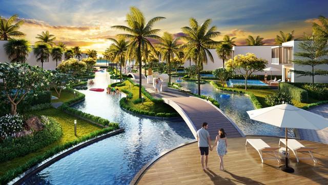 Choáng ngợp trước vẻ sang chảnh tuyệt đẹp của resort đẳng cấp phong cách Mỹ tại Phú Quốc - Ảnh 2.