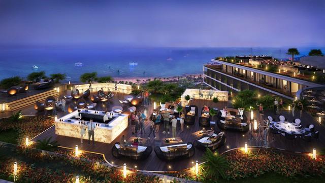 Choáng ngợp trước vẻ sang chảnh tuyệt đẹp của resort đẳng cấp phong cách Mỹ tại Phú Quốc - Ảnh 3.