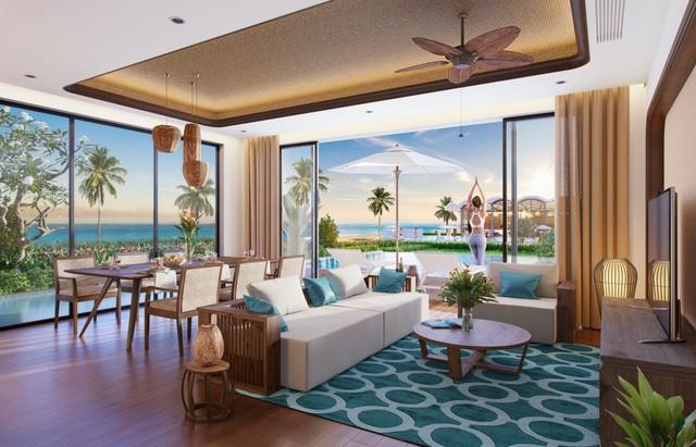 Choáng ngợp trước vẻ sang chảnh tuyệt đẹp của resort đẳng cấp phong cách Mỹ tại Phú Quốc - Ảnh 5.