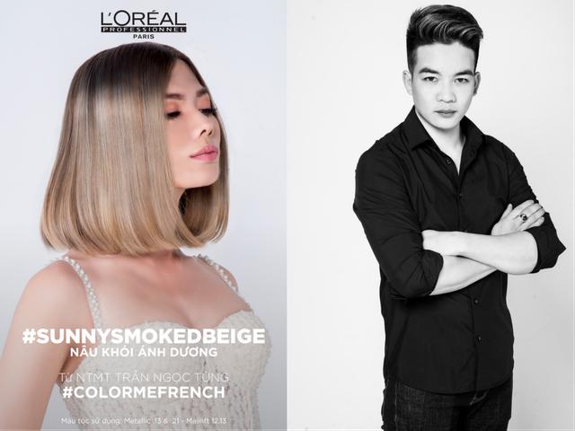Săn lùng những màu tóc ánh kim hot nhất cho mùa lễ hội 2019 - ảnh 1