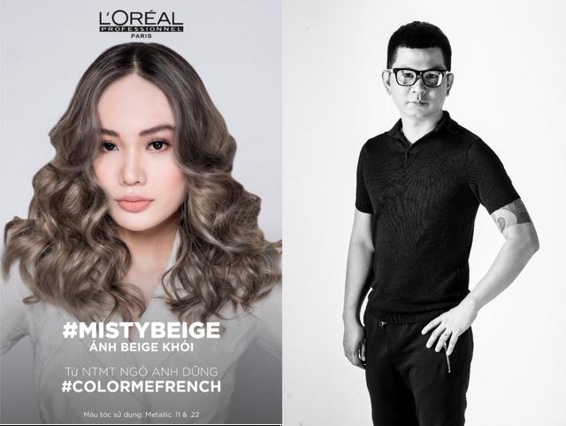 Săn lùng những màu tóc ánh kim hot nhất cho mùa lễ hội 2019 - ảnh 2