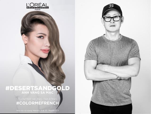 Săn lùng những màu tóc ánh kim hot nhất cho mùa lễ hội 2019 - ảnh 3