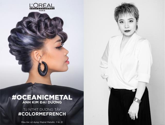 Săn lùng những màu tóc ánh kim hot nhất cho mùa lễ hội 2019 - ảnh 4