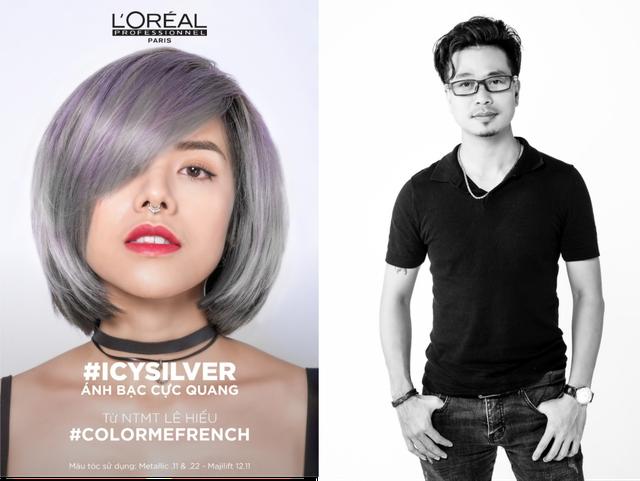 Săn lùng những màu tóc ánh kim hot nhất cho mùa lễ hội 2019 - ảnh 5