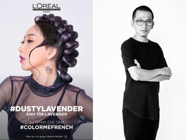 Săn lùng những màu tóc ánh kim hot nhất cho mùa lễ hội 2019 - ảnh 6