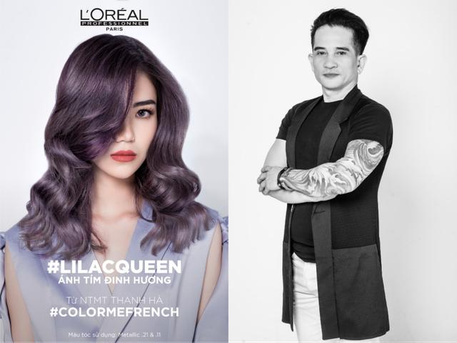 Săn lùng những màu tóc ánh kim hot nhất cho mùa lễ hội 2019 - ảnh 7