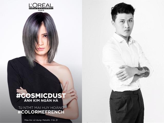 Săn lùng những màu tóc ánh kim hot nhất cho mùa lễ hội 2019 - ảnh 8