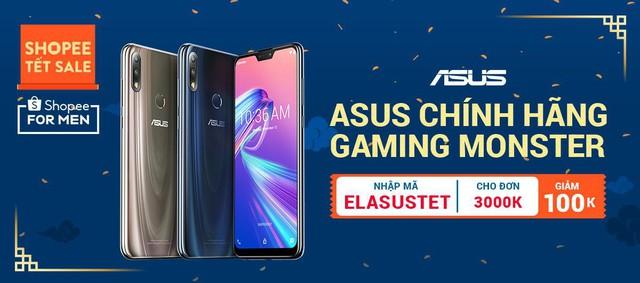 """Sở hữu """"quái vật Gaming"""" ASUS ZenFone Max Pro (M2) cấu hình như mơ với giá bất ngờ - Ảnh 2."""