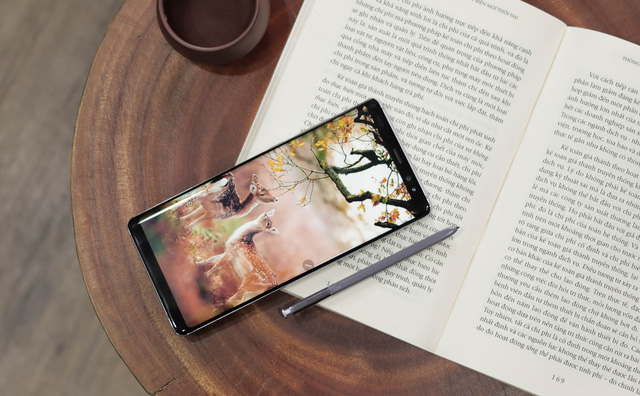 Tết Samsung chọn mua Galaxy S8 Plus, Note 8 và Galaxy Note 9 Trúng 19 chỉ vàng tại Di Động Việt - Ảnh 3.