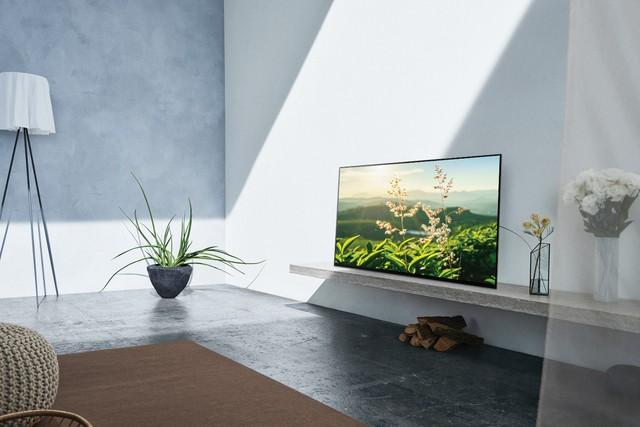 Sony OLED TV A9F – Xứng danh tuyệt phẩm tương phản đỉnh cao - ảnh 1