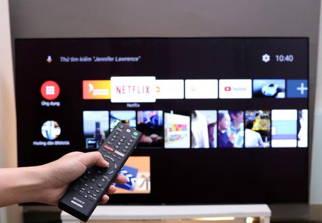 Sony OLED TV A9F – Xứng danh tuyệt phẩm tương phản đỉnh cao - ảnh 2