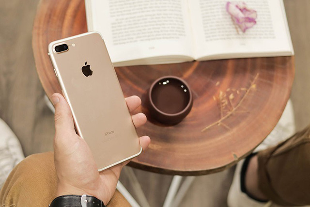 iPhone 7 Plus với cấu hình mạnh là một trong những lựa chọn muốn lên đời của người dùng iPhone 6S, 6S Plus.