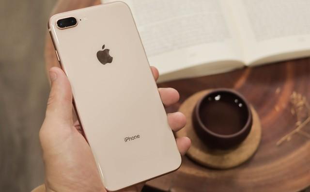 iPhone 8 Plus với hiệu năng mạnh mẽ sẽ đáp ứng tốt nhu cầu người dùng 2 - 3 năm nữa, thích hợp cho việc lên đời từ 6S, 6S Plus