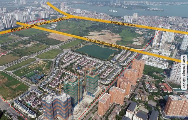 Dấu ấn Starlake tại bất động sản khu vực Tây Hồ: Sức hút từ hạ tầng đồng bộ tới thương mại - Ảnh 1.