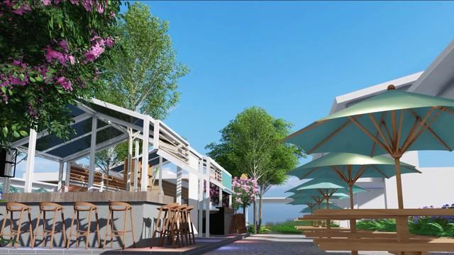 Thiết kế ấn tượng của dự án căn hộ cao cấp, sát đại học quốc tế lớn hàng đầu Việt Nam - Ảnh 10.