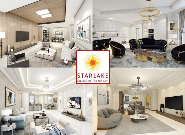 Dấu ấn Starlake tại bất động sản khu vực Tây Hồ: Sức hút từ hạ tầng đồng bộ tới thương mại - Ảnh 2.