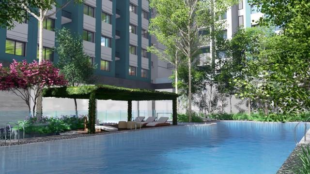Thiết kế ấn tượng của dự án căn hộ cao cấp, sát đại học quốc tế lớn hàng đầu Việt Nam - Ảnh 9.