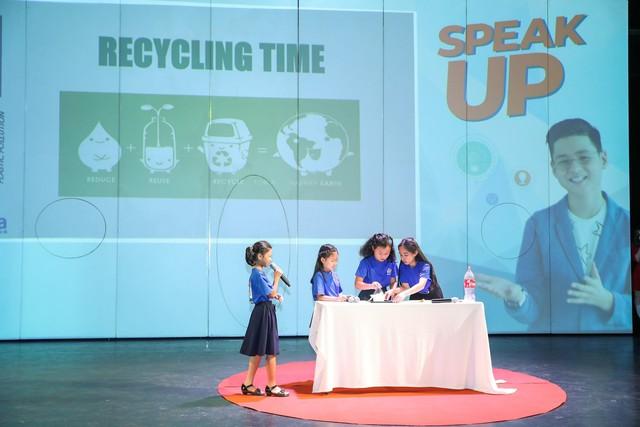 Tạo thói quen bảo vệ môi trường ngay từ nhỏ: không hề khó - Ảnh 1.