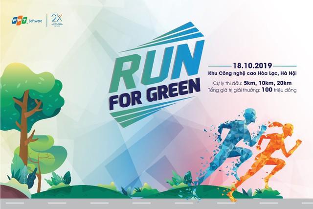 Ba lý do dân công nghệ Hà Nội không nên bỏ qua Run For Green 18/10 tới đây - Ảnh 1.