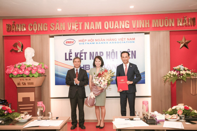 SHB Finance gia nhập Hiệp hội Ngân hàng Việt Nam - Ảnh 1.