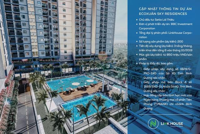 Cơ hội sở hữu căn hộ đầy đủ tiện ích chỉ từ 850 triệu đồng - Ảnh 2.