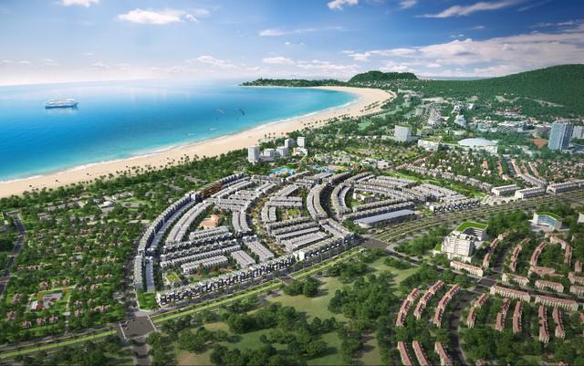 Đòn bẩy du lịch tạo đà cho đầu tư bất động sản nghỉ dưỡng ven biển - Ảnh 1.