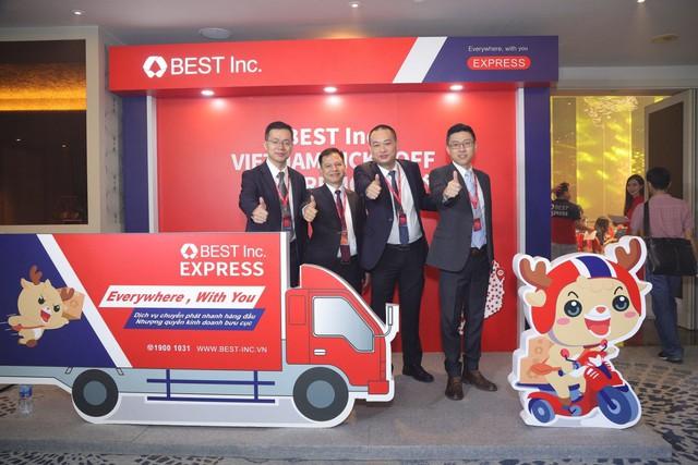 BEST Inc. chính thức ra mắt tại thị trường Việt Nam - Ảnh 1.