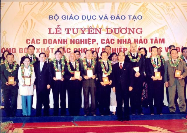 Chủ tịch HĐQT BITEX - Nguyễn Xuân Dũng: Doanh nhân 25 năm truyền cảm hứng yêu toán qua chiếc máy tính casio - Ảnh 1.