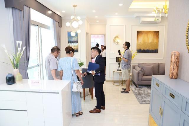 Những yếu tố nào khiến khách hàng đặt chỗ ngay trong ngày khai trương căn hộ mẫu Paris Hoàng Kim? - Ảnh 2.