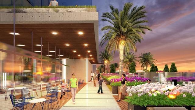 """Khám phá phong cách sống """"resort"""" tại Sunshine City Sài Gòn - Ảnh 3."""