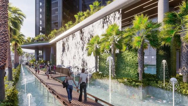 """Khám phá phong cách sống """"resort"""" tại Sunshine City Sài Gòn - Ảnh 5."""