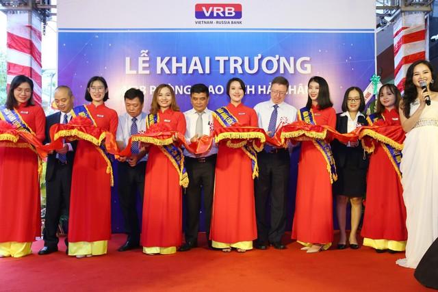 VRB khai trương hoạt động Phòng giao dịch Hải Châu tại Đà Nẵng - Ảnh 1.
