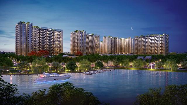 Hiện thực hóa giấc mơ sống xanh theo phong cách Singapore - Ảnh 3.