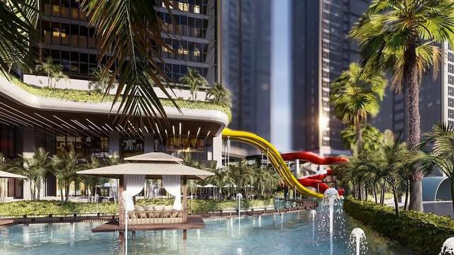Sunshine City Sài Gòn giới thiệu không gian sống với kính Low - e cao cấp - Ảnh 2.