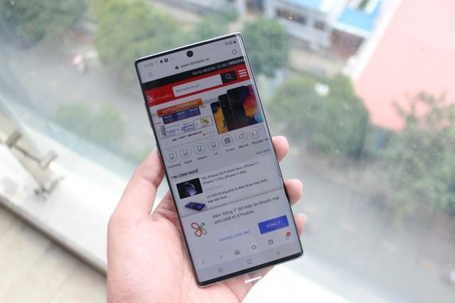 Galaxy Note 10+ 5G giá chỉ 16,9 triệu đồng đáng mua bậc nhất hiện nay - ảnh 3