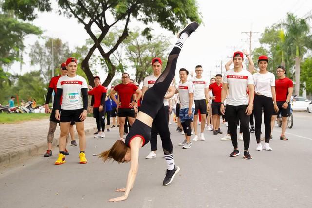 Citigym đồng hành cùng sự kiện Revive Marathon xuyên Việt - Ảnh 4.