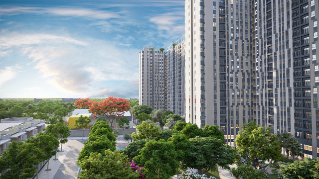 Hiện thực hóa giấc mơ sống xanh theo phong cách Singapore - Ảnh 2.