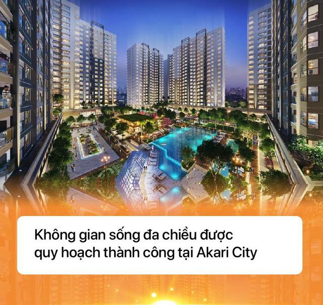 Định hình phong cách sống mới tại khu Tây TP. HCM, Akari City ghi điểm bởi những yếu tố nào? - Ảnh 1.
