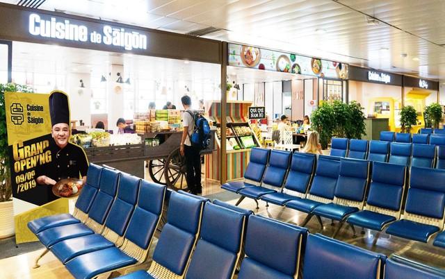 Võ Quốc – Người kể chuyện về ẩm thực truyền thống Việt Nam tại Sân bay Tân Sơn Nhất - Ảnh 1.