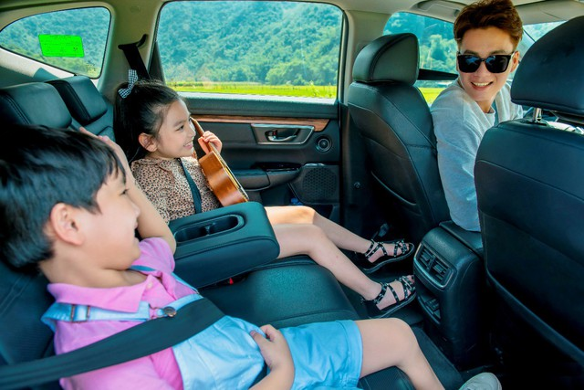 Du lịch cuối tuần bằng xe gia đình, chọn Honda CR-V - Ảnh 2.