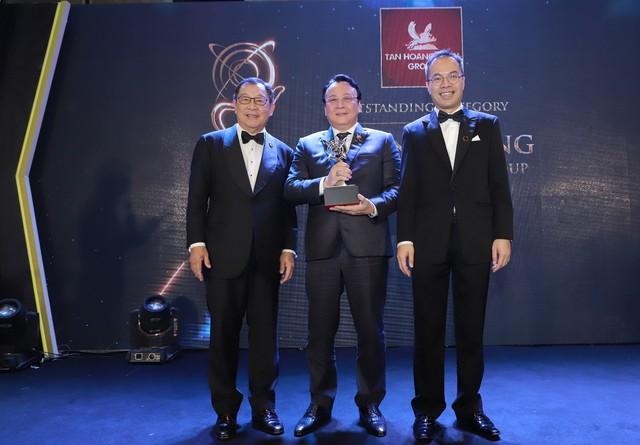 Tập đoàn Tân Hoàng Minh được vinh danh tại Lễ trao giải Giải thưởng kinh doanh xuất sắc châu Á 2019 - Ảnh 2.