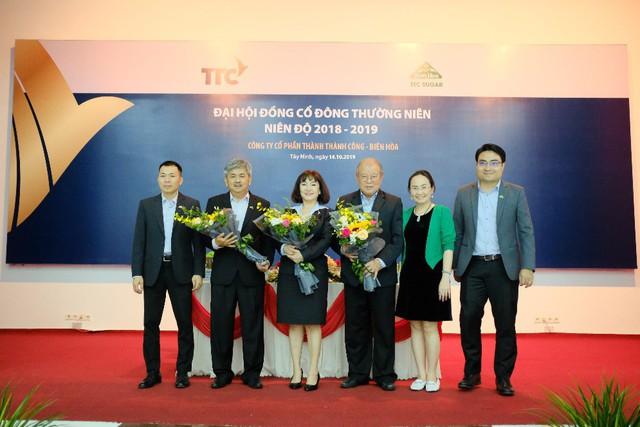 Đại hội đồng cổ đông thường niên niên độ 2018 - 2019 TTC Sugar tiếp tục phát triển bền vững cùng ngành đường Việt Nam - Ảnh 2.