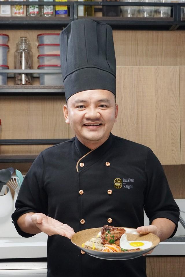 Võ Quốc – Người kể chuyện về ẩm thực truyền thống Việt Nam tại Sân bay Tân Sơn Nhất - Ảnh 2.