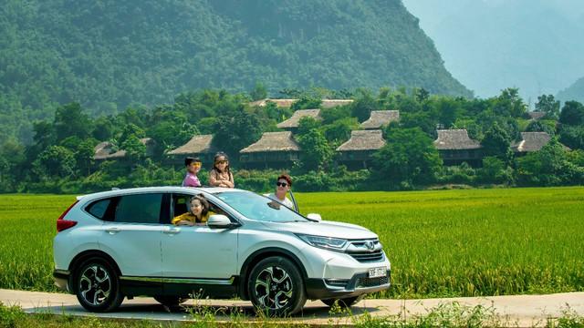 Du lịch cuối tuần bằng xe gia đình, chọn Honda CR-V - Ảnh 5.