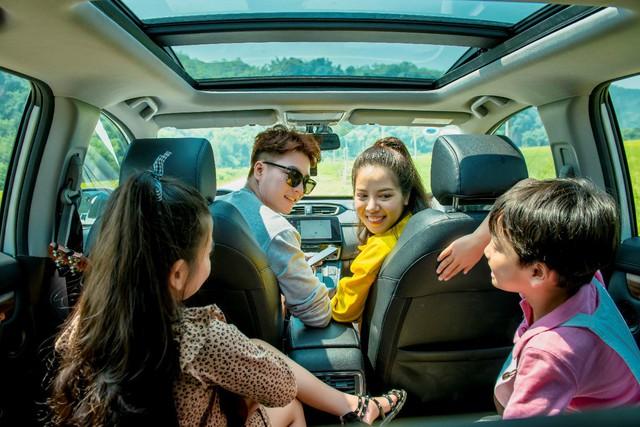 Du lịch cuối tuần bằng xe gia đình, chọn Honda CR-V - Ảnh 6.