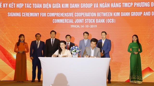 Ba đối tác lớn đồng hành cùng Kim Oanh Group - Ảnh 1.