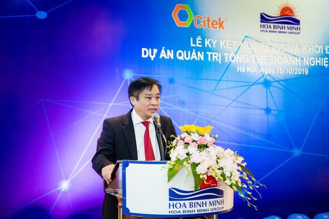 Tập đoàn Hòa Bình Minh đầu tư hơn 1 triệu USD triển khai giải pháp quản trị doanh nghiệp SAP S/4HANA - Ảnh 1.